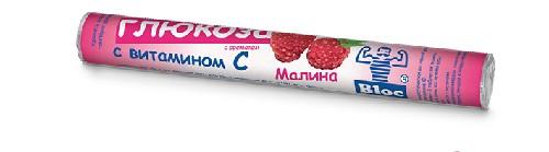 Купить Блок глюкоза с витамин с цена