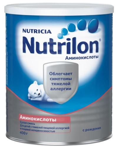 Купить NUTRILON АМИНОКИСЛОТЫ СУХАЯ СМЕСЬ ДЕТСКАЯ 400,0 цена