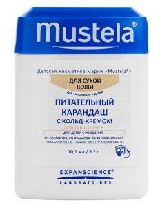 Купить MUSTELA КАРАНДАШ С КОЛЬД-КРЕМОМ ПИТАТЕЛЬНЫЙ 10,1МЛ цена