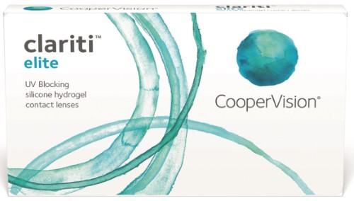 Clariti elite контактные линзы плановой замены