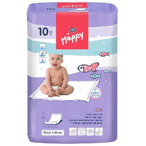 Купить Baby happy детские одноразовые пеленки цена