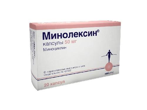 Купить Минолексин цена