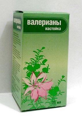 Купить ВАЛЕРИАНЫ НАСТОЙКА 25МЛ ФЛАК/ГИППОКРАТ/ цена