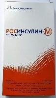 РОСИНСУЛИН М МИКС 30/70